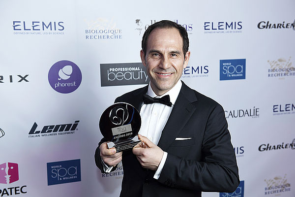Wellness Oscar for the Grand Resort Bad Ragaz