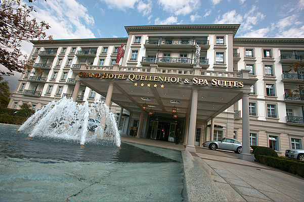 Complete Renovations mark 150 years of the Bad Ragaz Grande Dame