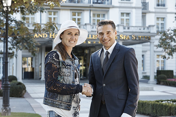 Martina Hingis to serve as Grand Resort Bad Ragaz ambassador
