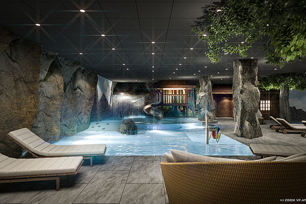 "Switzerland's first ""Heidi"" family spa"
