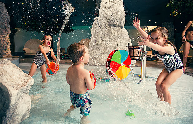 New Family Spa now open at the Grand Resort Bad Ragaz